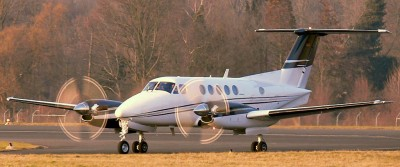 Turboprop Aircraft for Charter