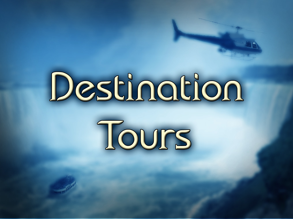 Destination tours: Aircraft Charters