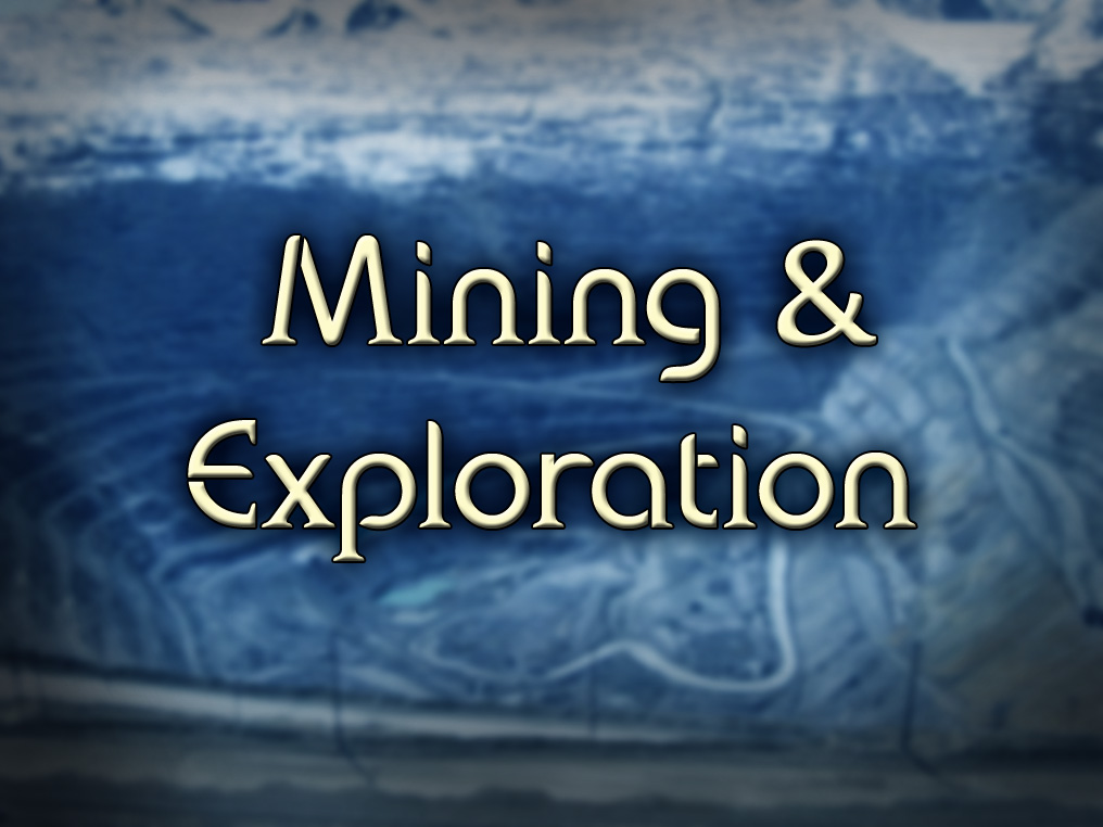 Mining & exploration: Aircraft Charters