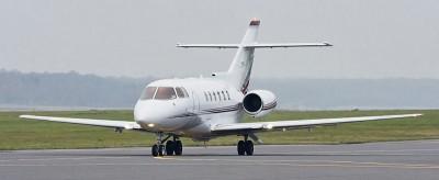 Les jets de taille moyenne pour vols nolisés