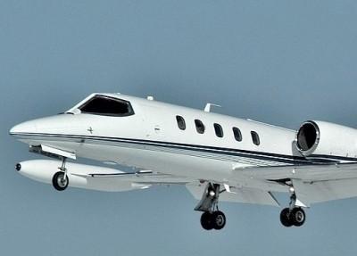Les Jets légers pour vols nolisés